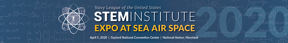 STEM Institute Expo at Sea-Air-Space